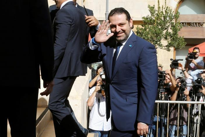 Franjieh's Portfolio 'The Last Knot' Facing the Lineup of Lebanon's New Cabinet