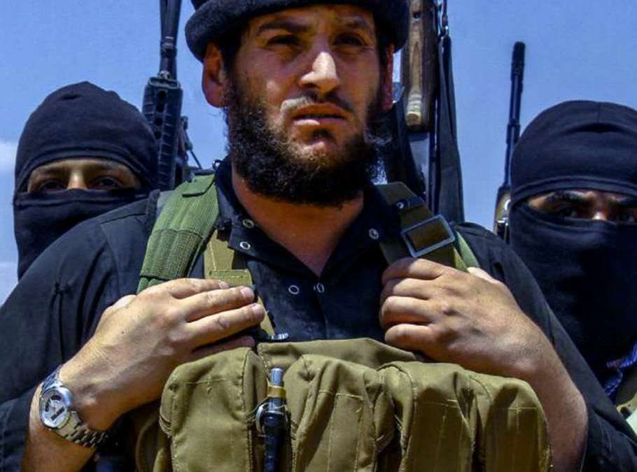ISIS's Second-in-Command Hid in Syria for Months. The Day he Stepped out, the U.S. was Waiting.