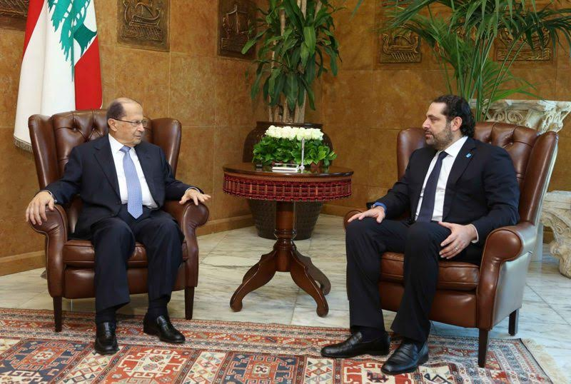 Hariri Vows to Quickly Form a 'National Accord Government'