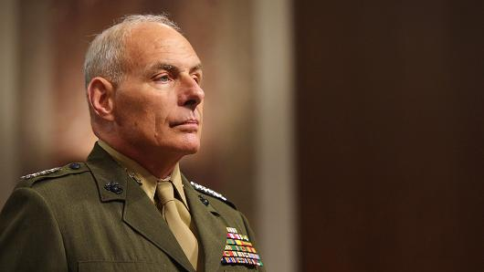 Trump to Pick Retired Gen. Kelly for Homeland Security