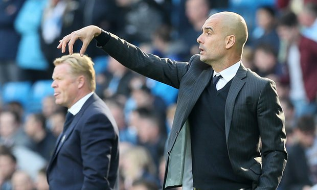 Guardiola and Koeman Recognise Difficulties of Tackling the Full English