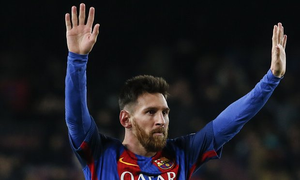Messi Christmas, the Seasonal Gift from Barcelona with a Dusting of Nutmeg