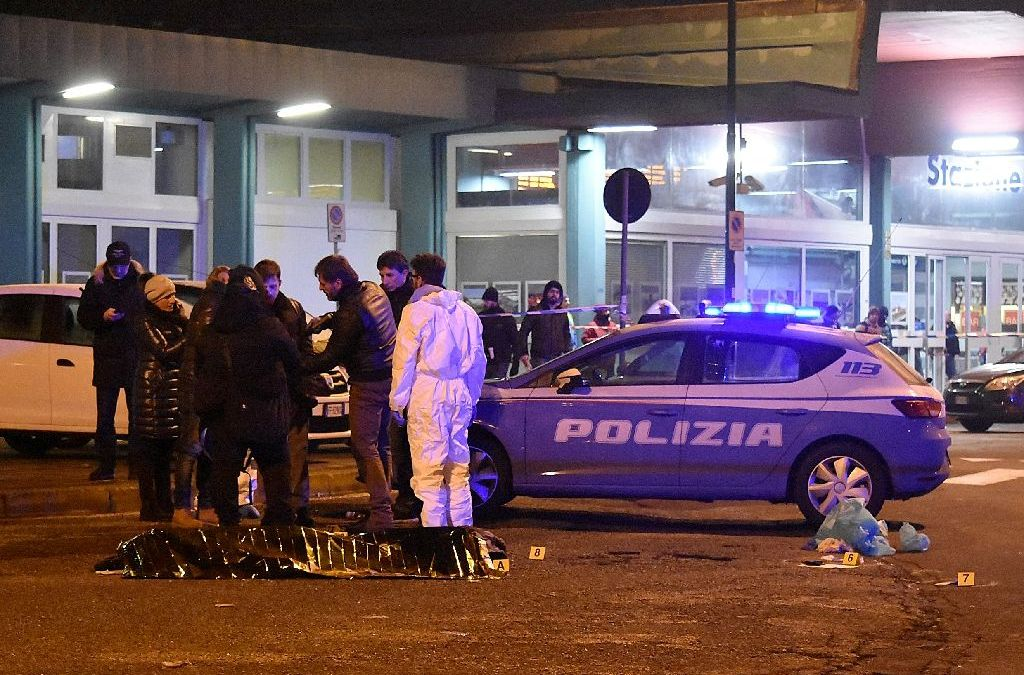 Anis Amri : Berlin's Truck Killer
