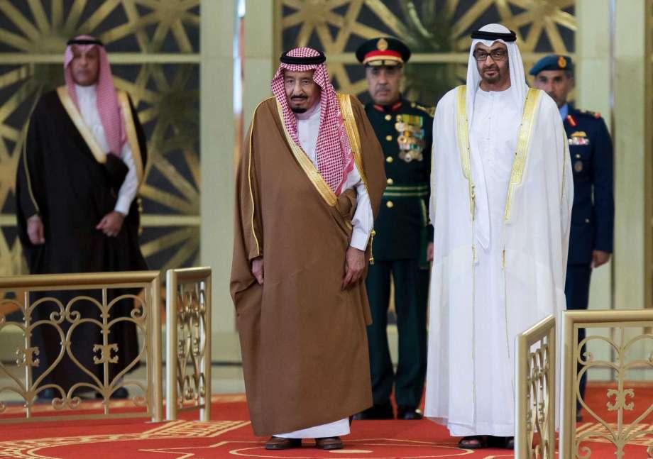 King Salman Visits UAE within Gulf Tour Including Qatar, Bahrain, Kuwait