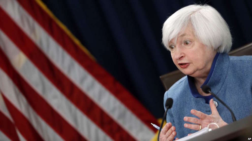 U.S. Federal Reserve Raises Interest Rates