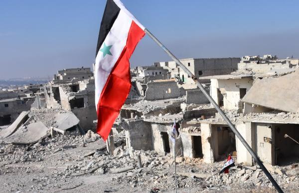 Opinion: Iran's Dilemma After Aleppo