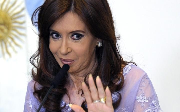 Iran Cover-Up Haunts Argentine's Ex-President