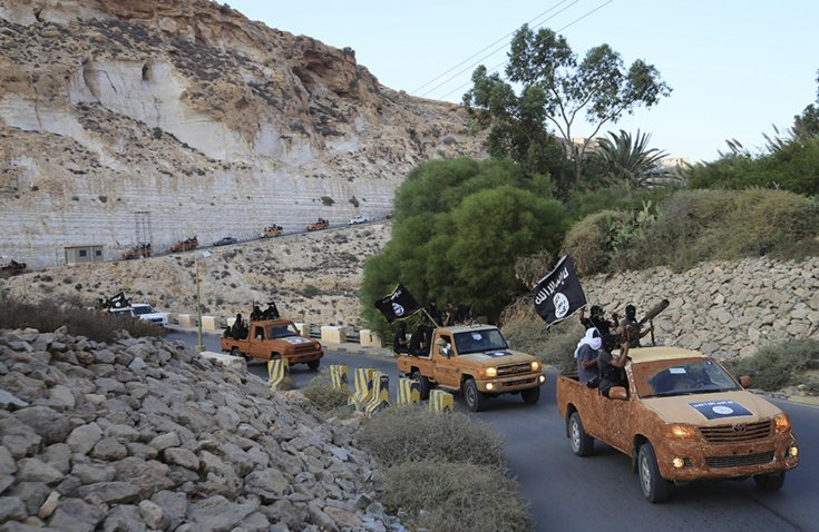 Extremists in Libya Set Up Strongholds