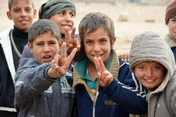 Iraqi Official Calls For Children to be Protected From Effects of War and Sectarianism