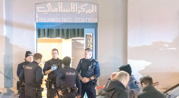 Shooting at an Islamic Centre in Zurich