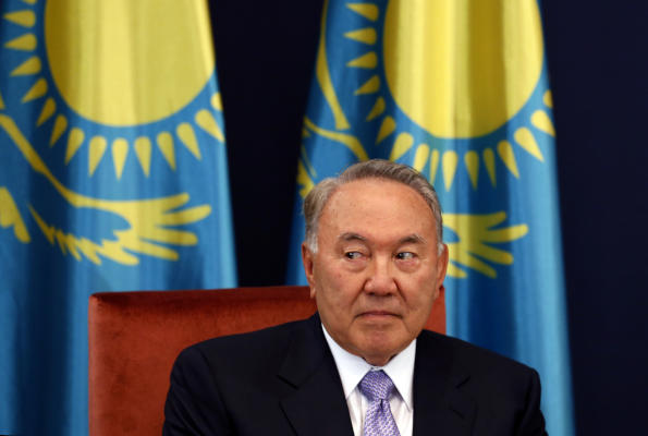 Kazakh Authorities Launch Massive Operation to Hunt Down Terror Cells