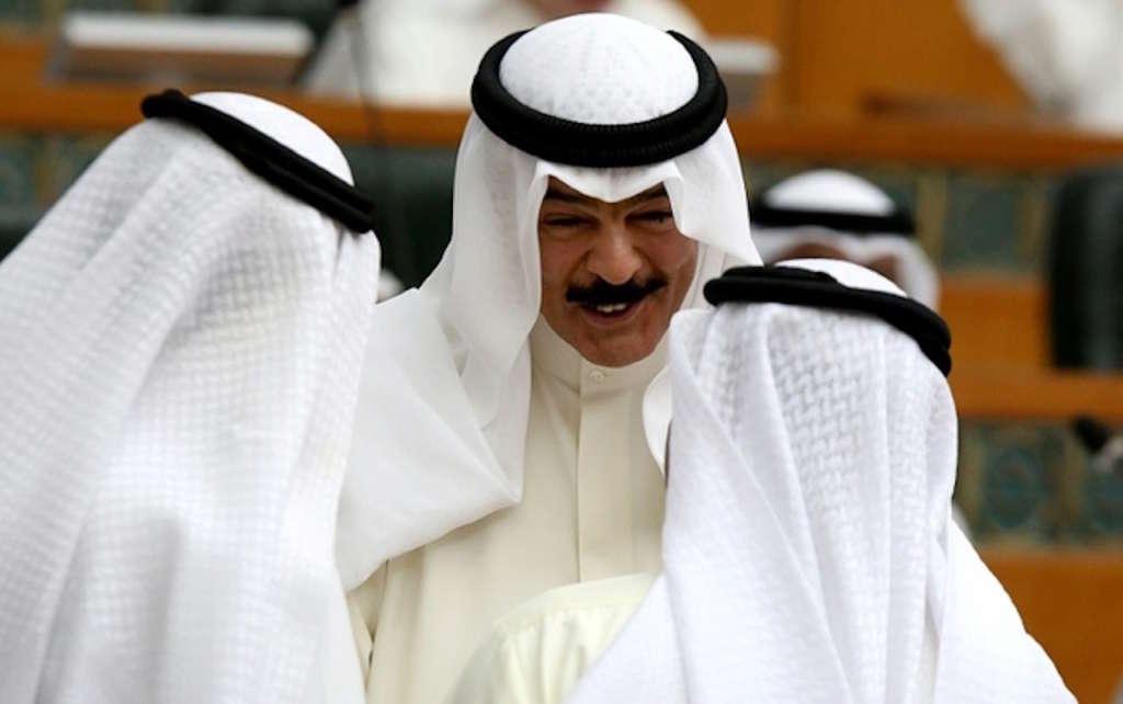Kuwait's New Cabinet Takes Oath