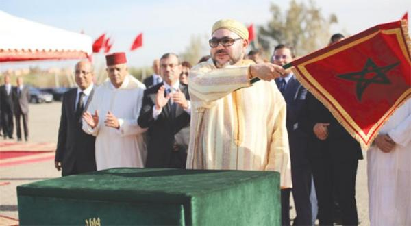 King of Morocco Reiterates Support in Telephone Call to Mauritanian President