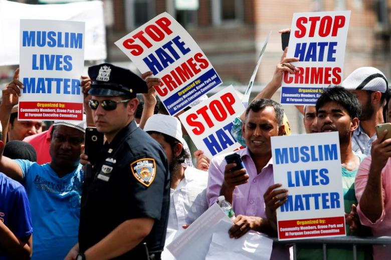 Increasing Hate Crimes against Muslims Worry Authorities in New York