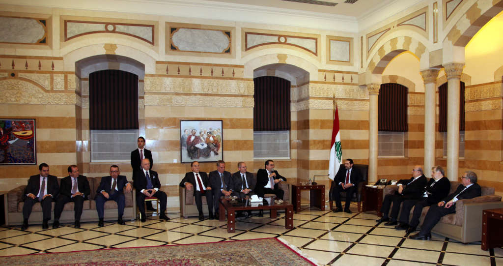 Lebanese Cabinet Meets for 1st Time on Wednesday, Oil Decrees Prioritized