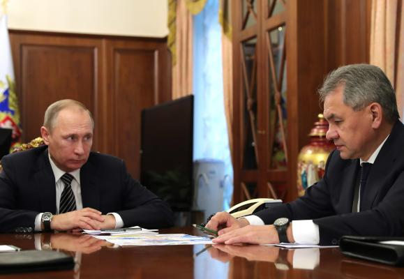Opinion: Russia's Options – Fighting or Negotiations