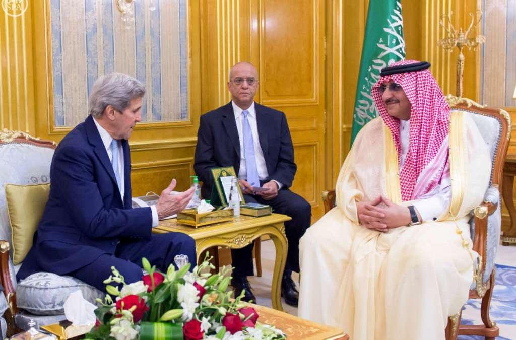 Kerry Arrives, Yemen Anticipates