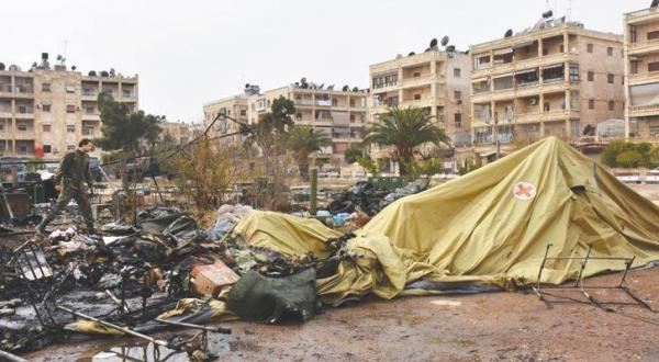 Syrian Opposition Resists an Attack by Iranian Fighters in Eastern Aleppo