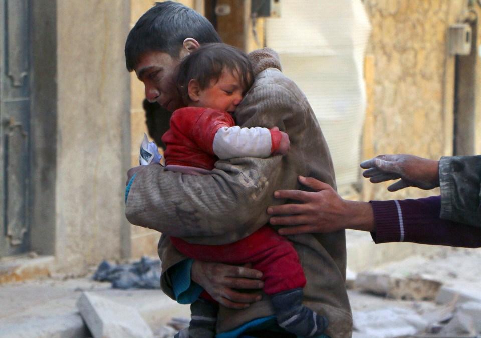 UNICEF: 'All Children' in Aleppo Suffering Trauma