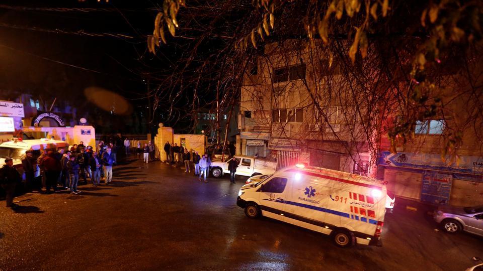 Four Jordanian Security Personnel Killed in Karak