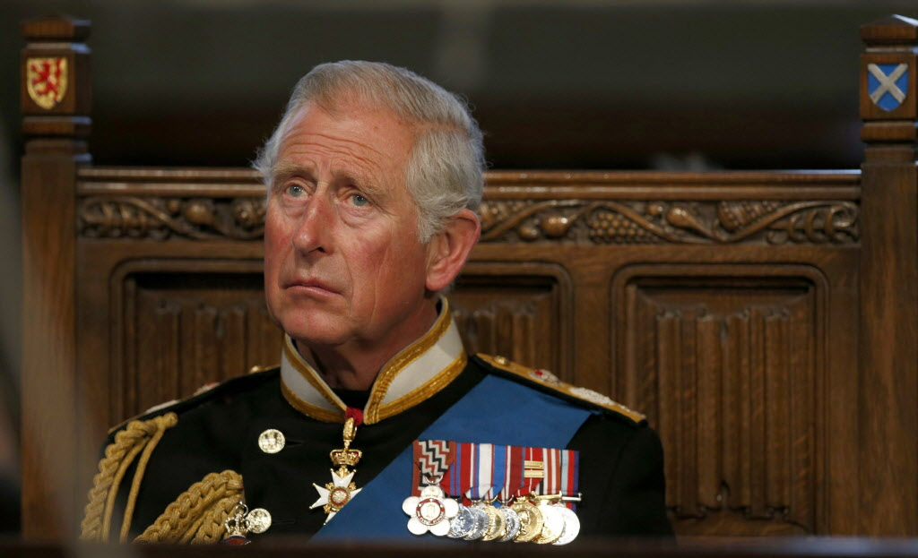Britain's Prince Charles Warns against Rise of Populist Groups