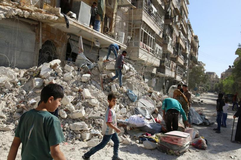 Western states Call On Syrian Regime, Russia, Iran to Agree to U.N. Plan