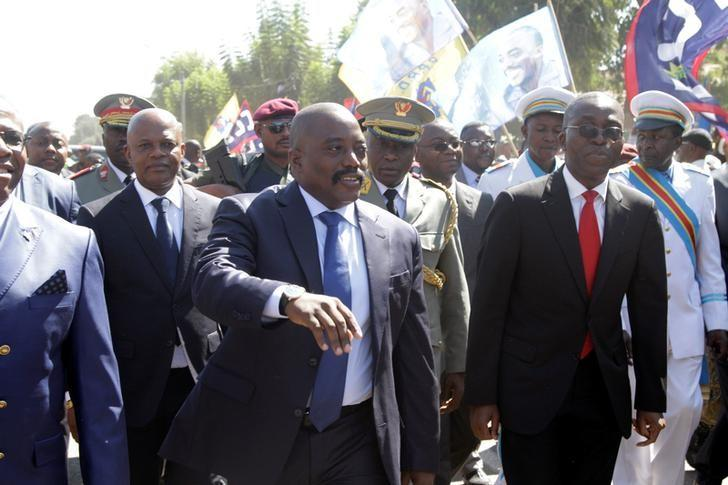 No Deal in Congo Talks on Kabila's Future before Expected Protests