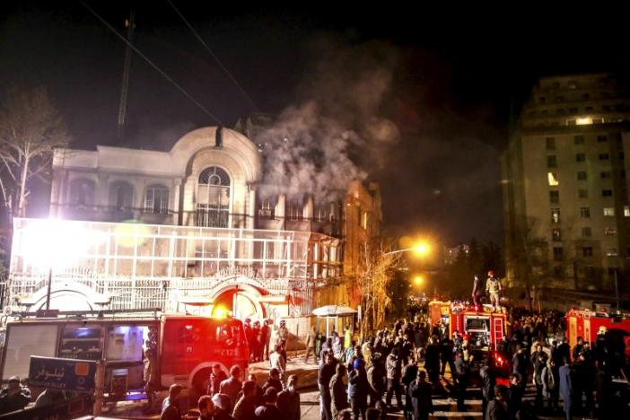 Kenya Arrests Iranians for Plotting Attack on Israeli Embassy