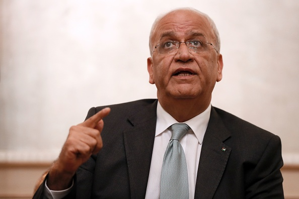 Erekat to Asharq Al-Awsat: Agreement with U.S. to Form Joint Committees
