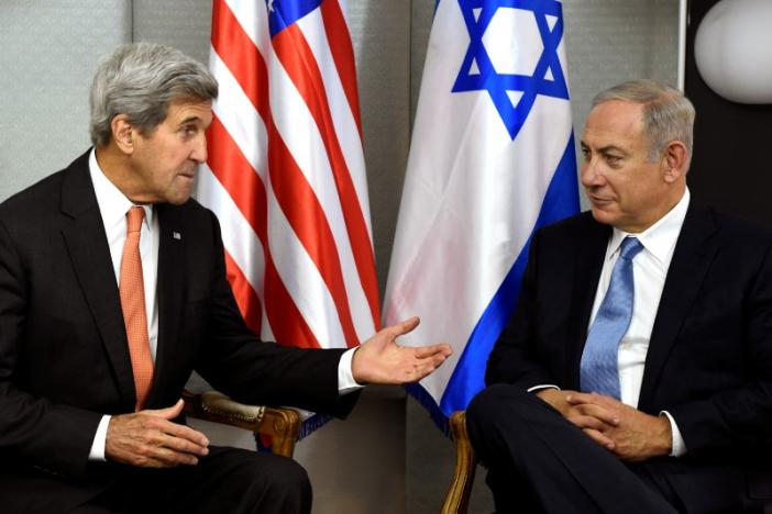 Kerry: Two-State Solution Or Endless Occupation