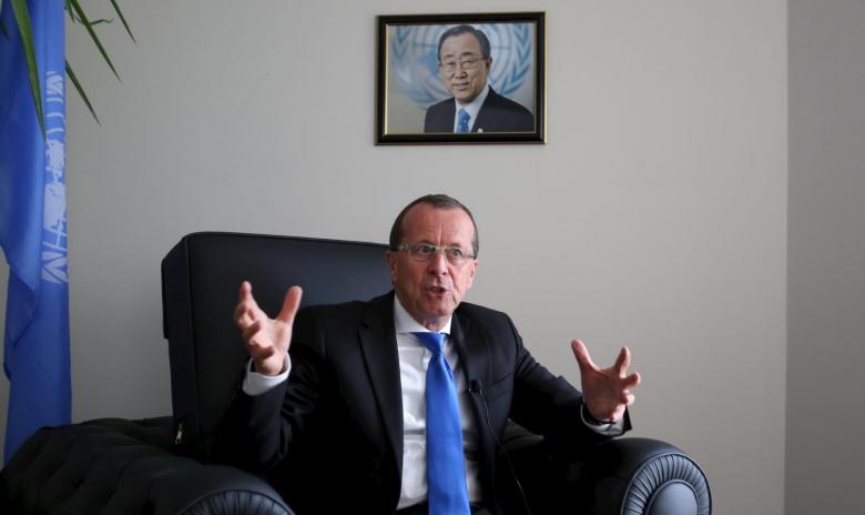 Martin Kobler: Dialogue Sole Solution to Libyan Political Crisis