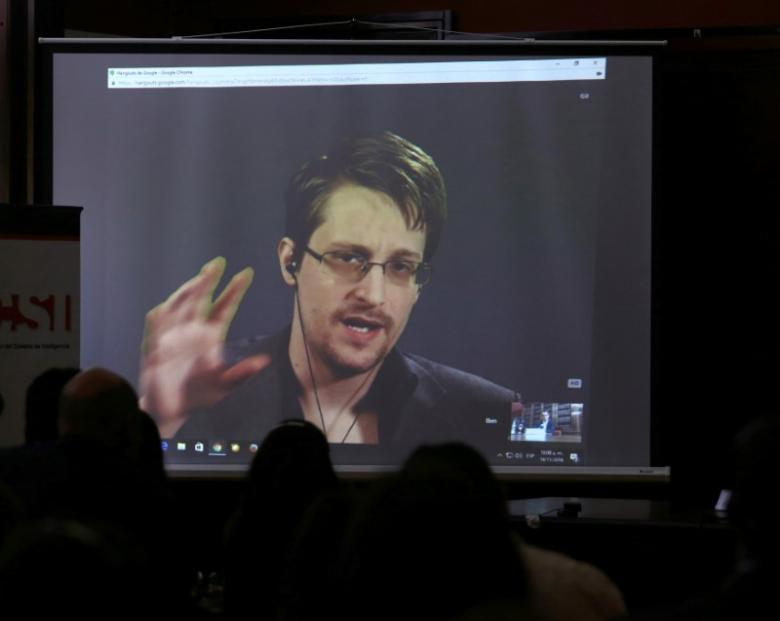 Was Edward Snowden a Spy?