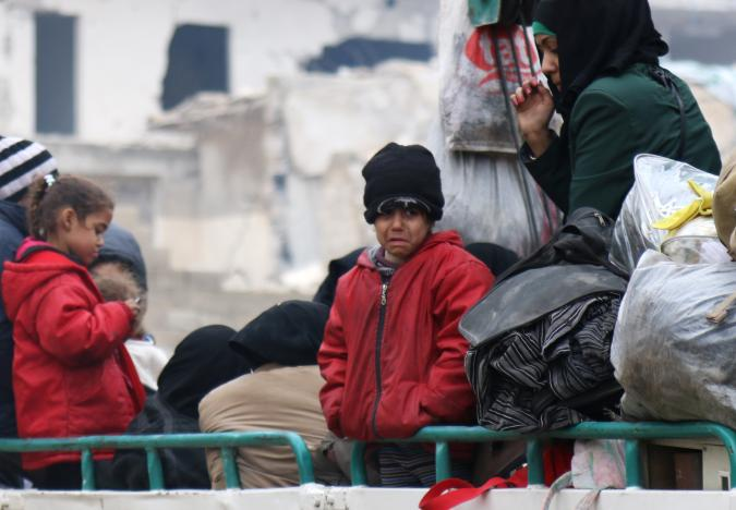 Syrian Rebels Say New Deal Reached to Secure Aleppo Evacuation