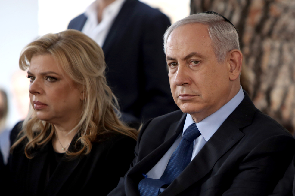 Police Summon Netanyahu's Wife over Corruption Case