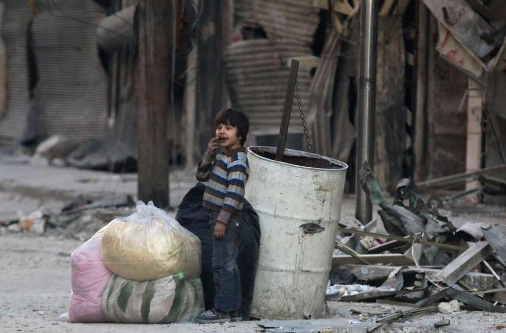 Saudi Arabia Leads an International Effort to Save Aleppo