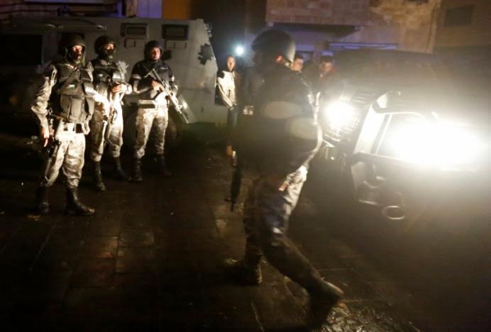 Terrorism Hits Jordan's Karak