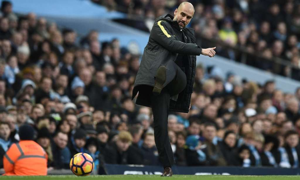 Manchester City's Pep Guardiola Prefers Concern to Calm in Fight for Top Four