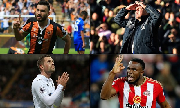 Beating the Drop: What the Premier League's Bottom Four must do to Avoid Relegation