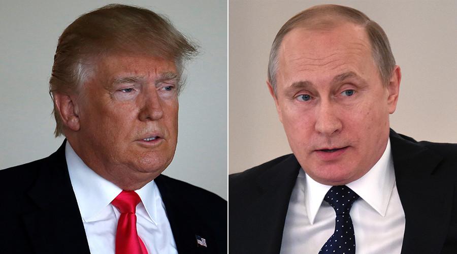 Trump Dismisses Russian Report as 'Phony Stuff'