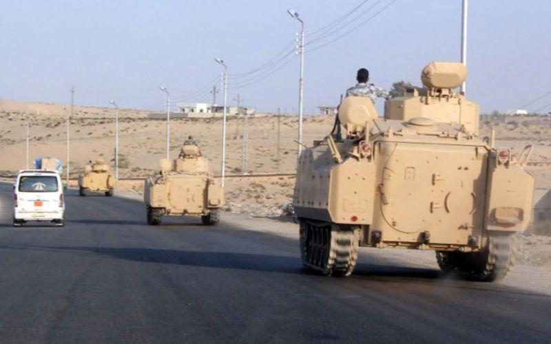 Eight Egyptian Policemen Killed in Simultaneous Attacks in Arish