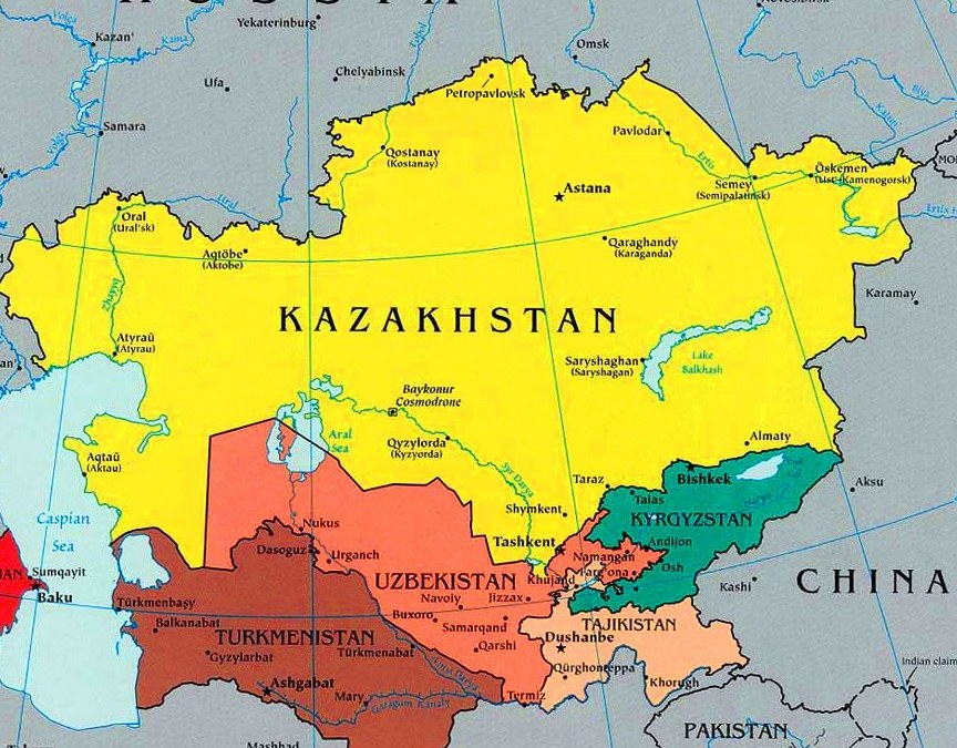 Central Asia: Motherland of Turkic Peoples