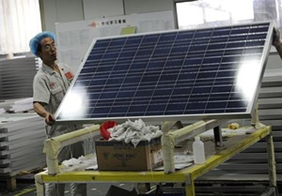 China to Lead Investments in Renewable Energy by 2020