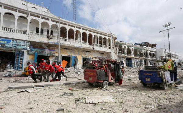 Al-Shabaab Attacks a Kenyan Military Base in Somalia