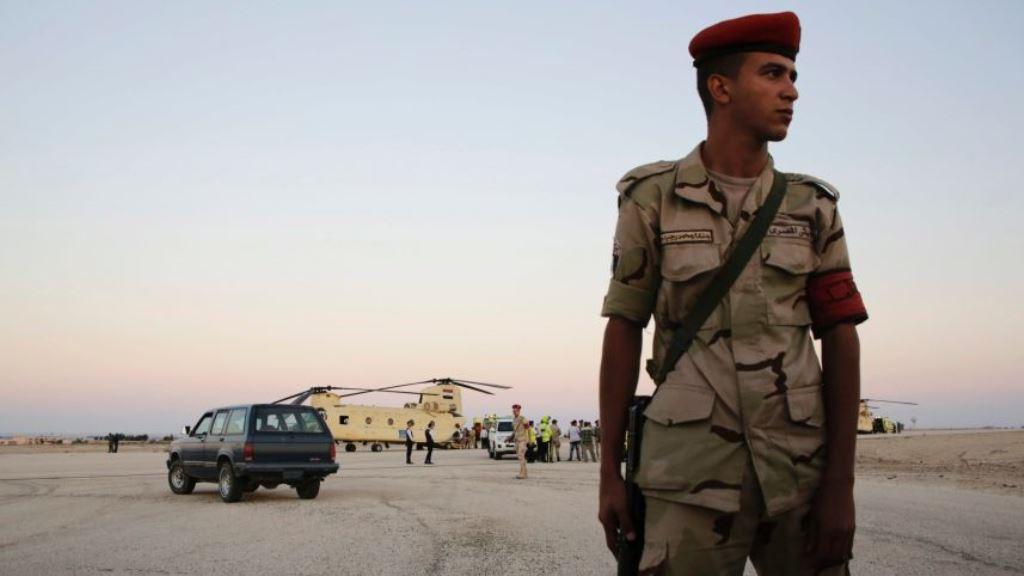 ISIS Kills Five Soldiers in Sinai Peninsula, Egypt