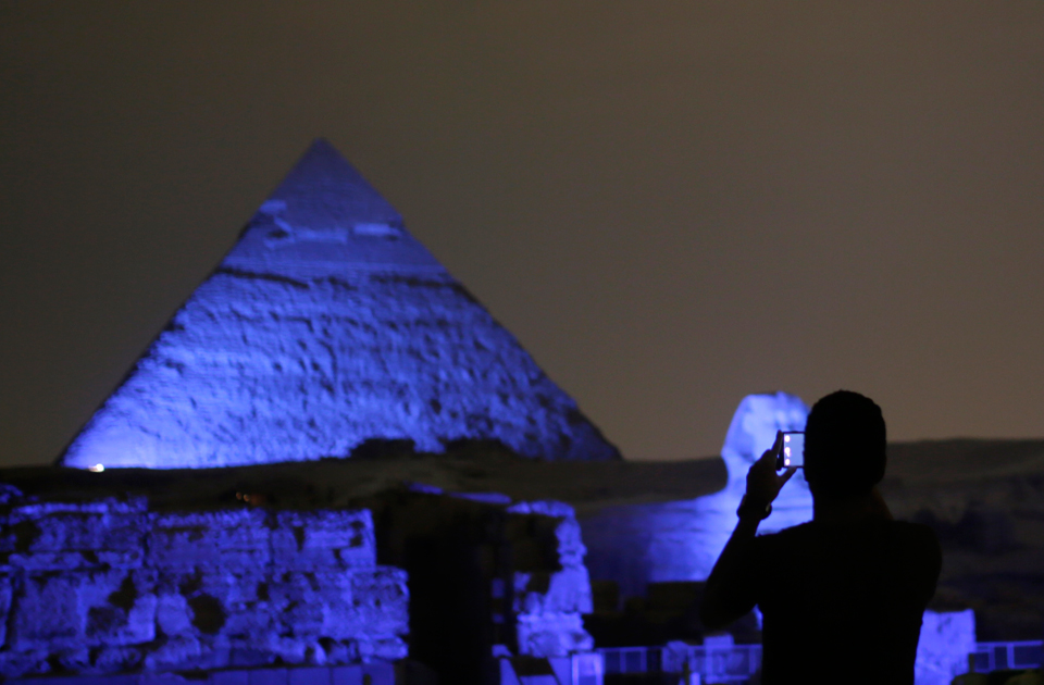 Egypt Struggles to Preserve Historic Sites amid Sharp Drop in Tourists