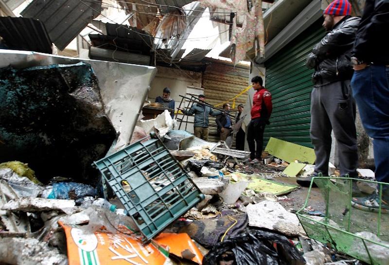 Iraq: Twin Explosions in Baghdad Kill at Least 30