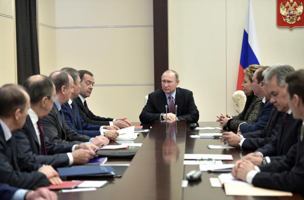 Opinion: Putin's Quest For a Monroe Doctrine