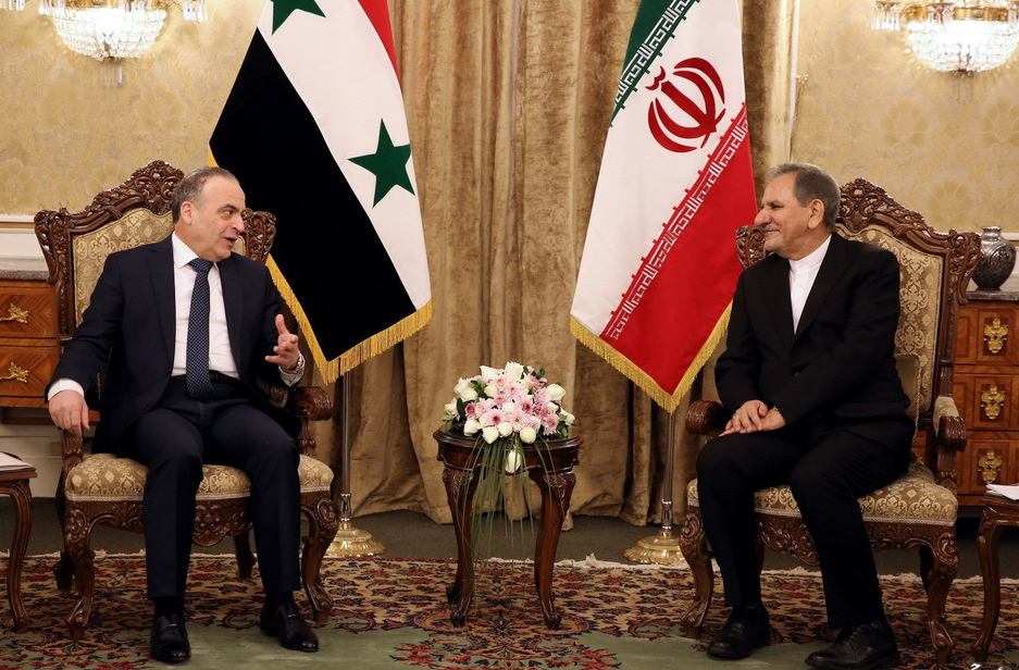 Iran Signs 5 Economic Agreements with Syrian Regime