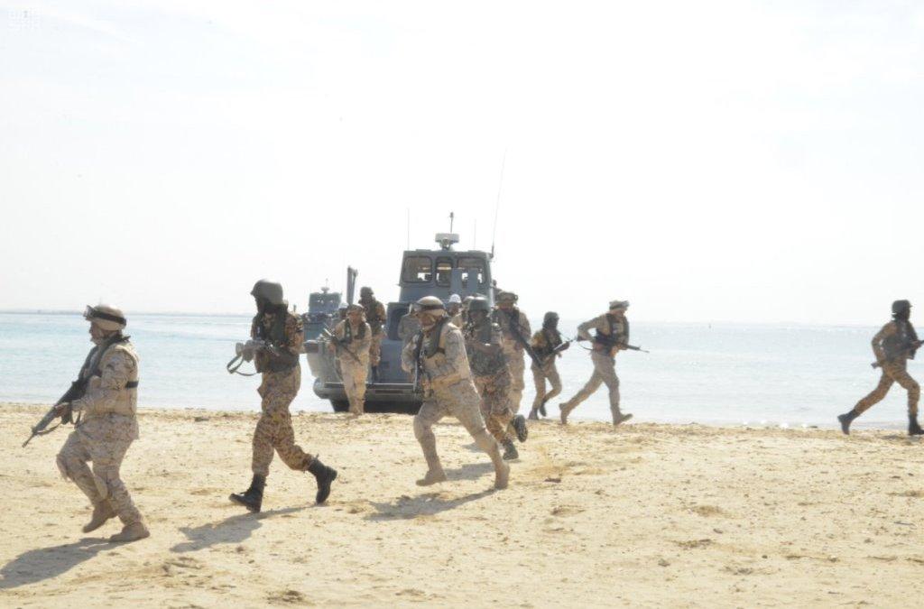 Joint Saudi-Sudan Naval Exercises: Falak 2