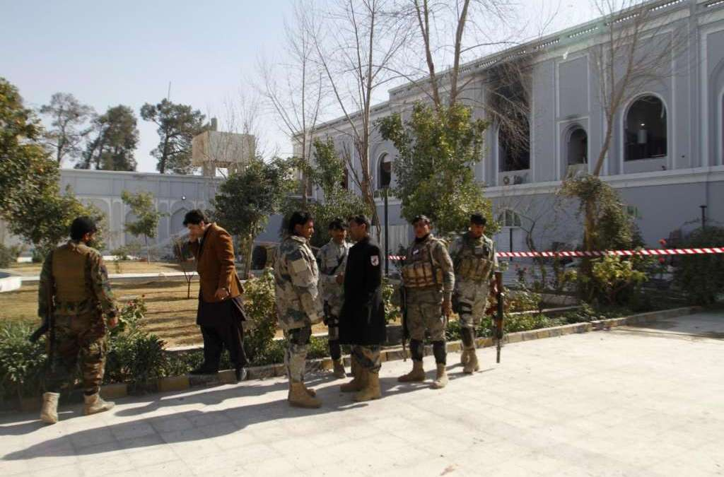 UAE Mourns Five Officials Killed in Kandahar Attack